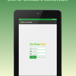 On-Time Web Mobile