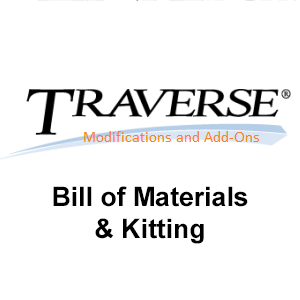 Traverse Bill of Materials