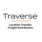 TRAVERSE Mods Location Transfer Freight Distribution
