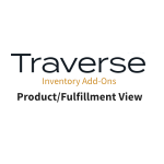 TRAVERSE Mods Product Fulfillment View